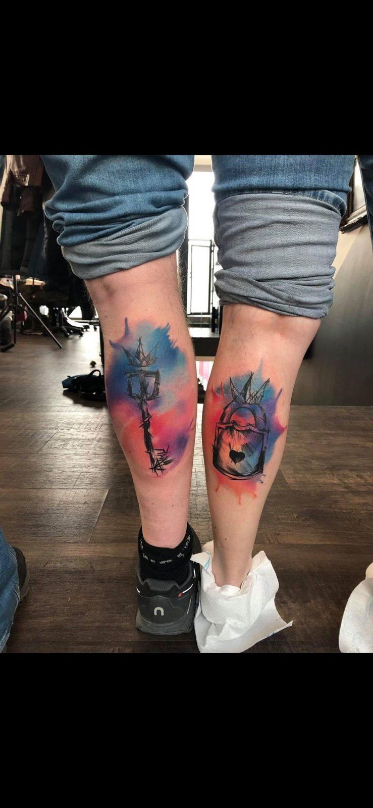 Tattoo Studio Skull Tattoo